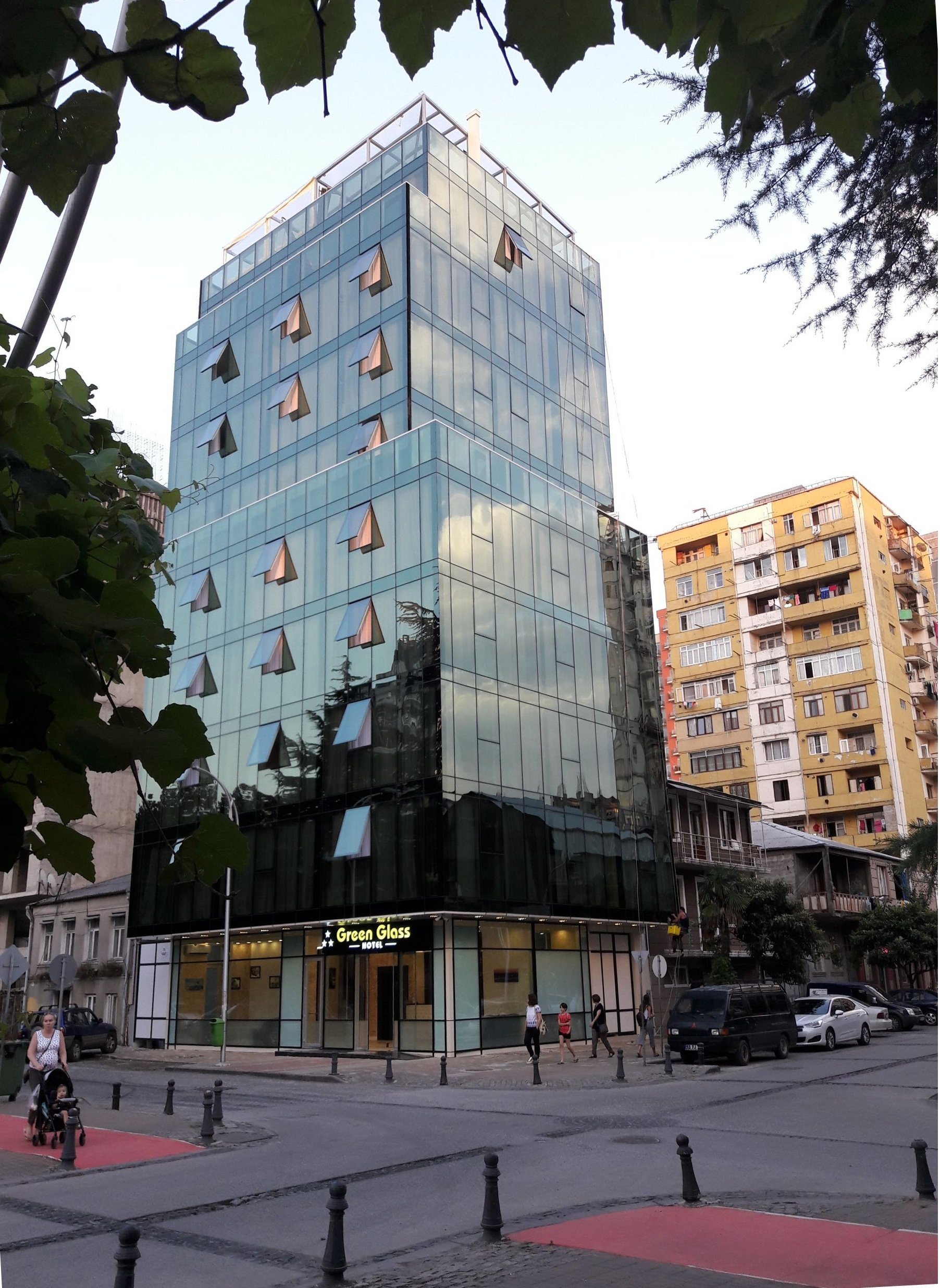 Hotel Green Glass Batumi